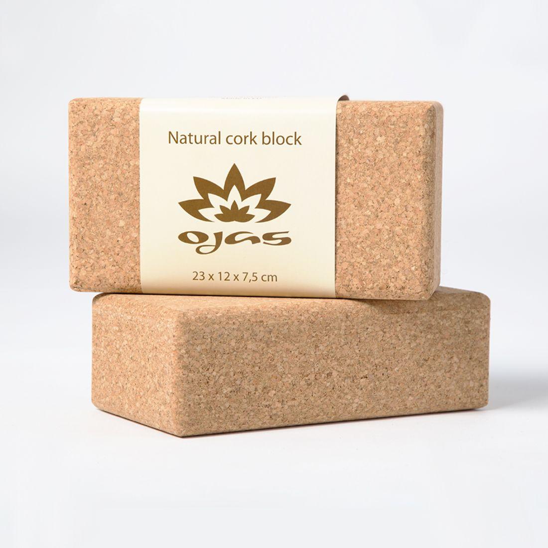 Опорный блок из пробкового дерева Natural Cork